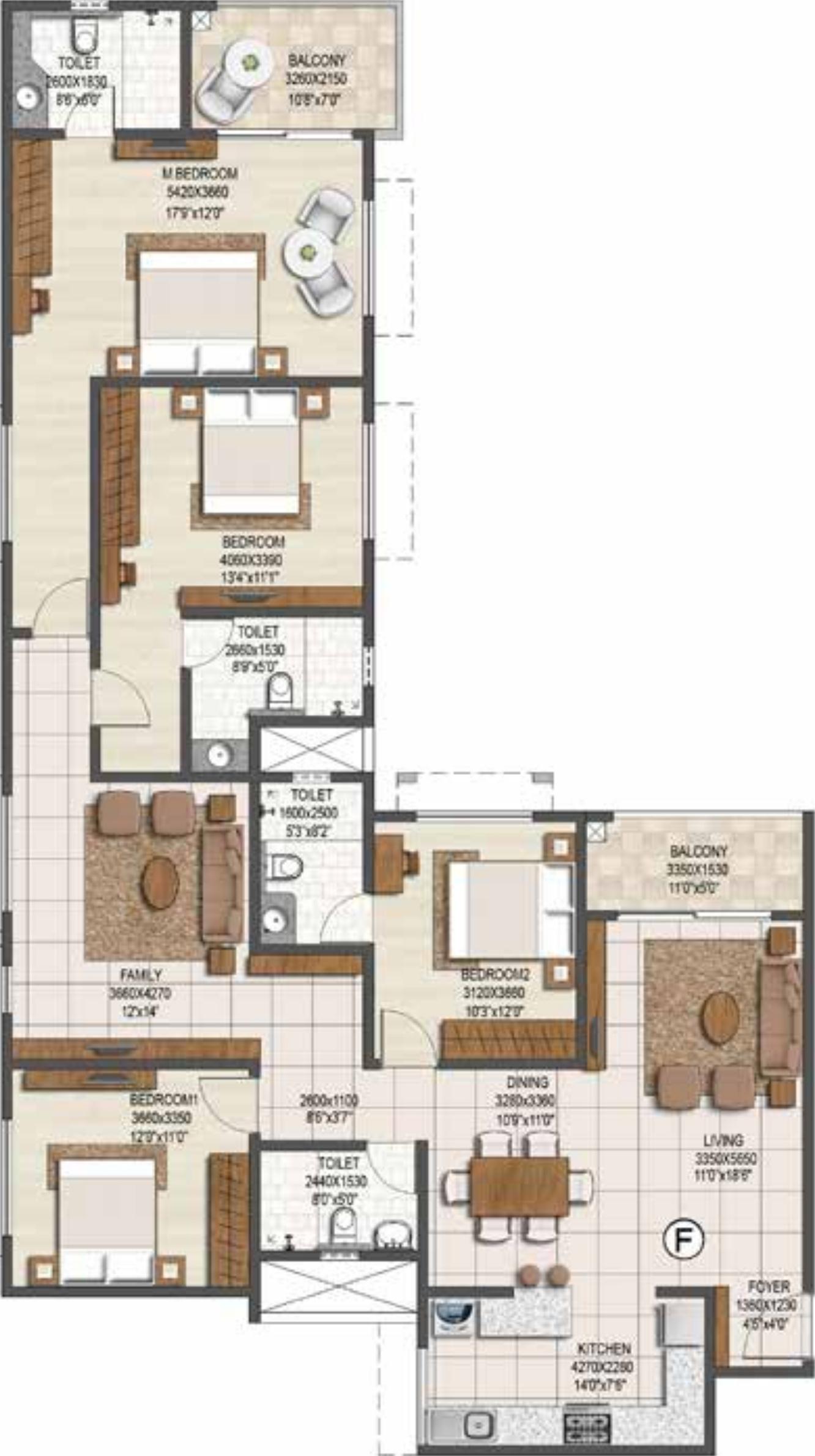 Brigade Buena Vista Phase 2 In Budigere Cross Bangalore Price Location Map Floor Plan Reviews Proptiger Com