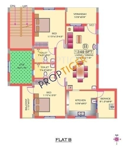 Natwest kp natwest viceroy in pallikaranai chennai for Viceroy floor plans