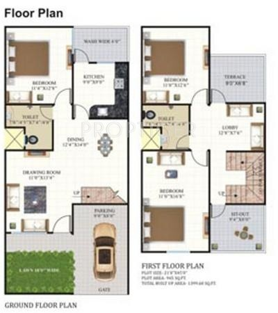 House plan for 1400 sq ft in india for 1400 to 1600 sq ft house plans