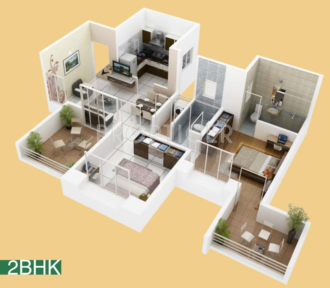 816 sq ft 2 bhk 2t apartment for sale in krisala for 12th floor apartments odessa