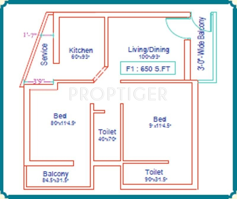 650 Square Foot House Plans