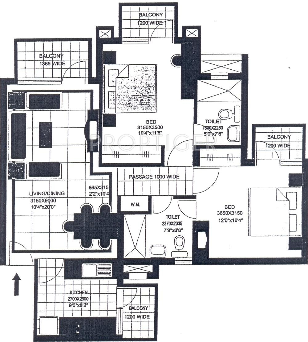 Suncity Essel Towers in Sector 28 Gurgaon Price Location Map