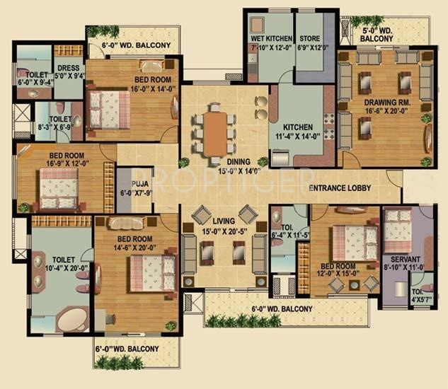 Omaxe Royal Residency In Dad Village Ludhiana Price