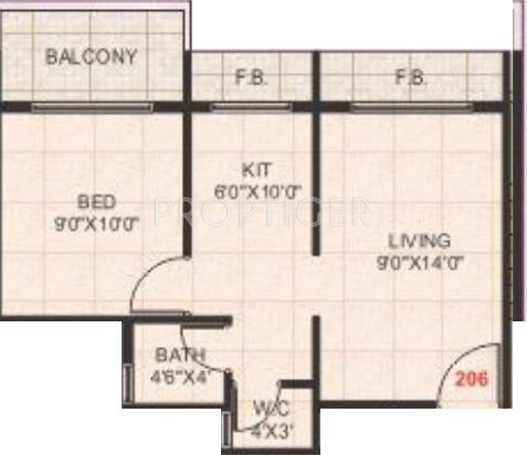 Om Jalaram Apartment In Kamothe Mumbai Price Location