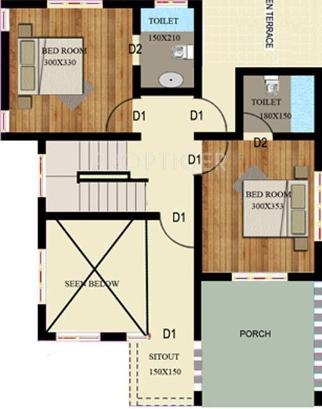 Alnivaj Royal Gargen In Kannamkulangara Thrissur Price Location Map Floor Plan Reviews