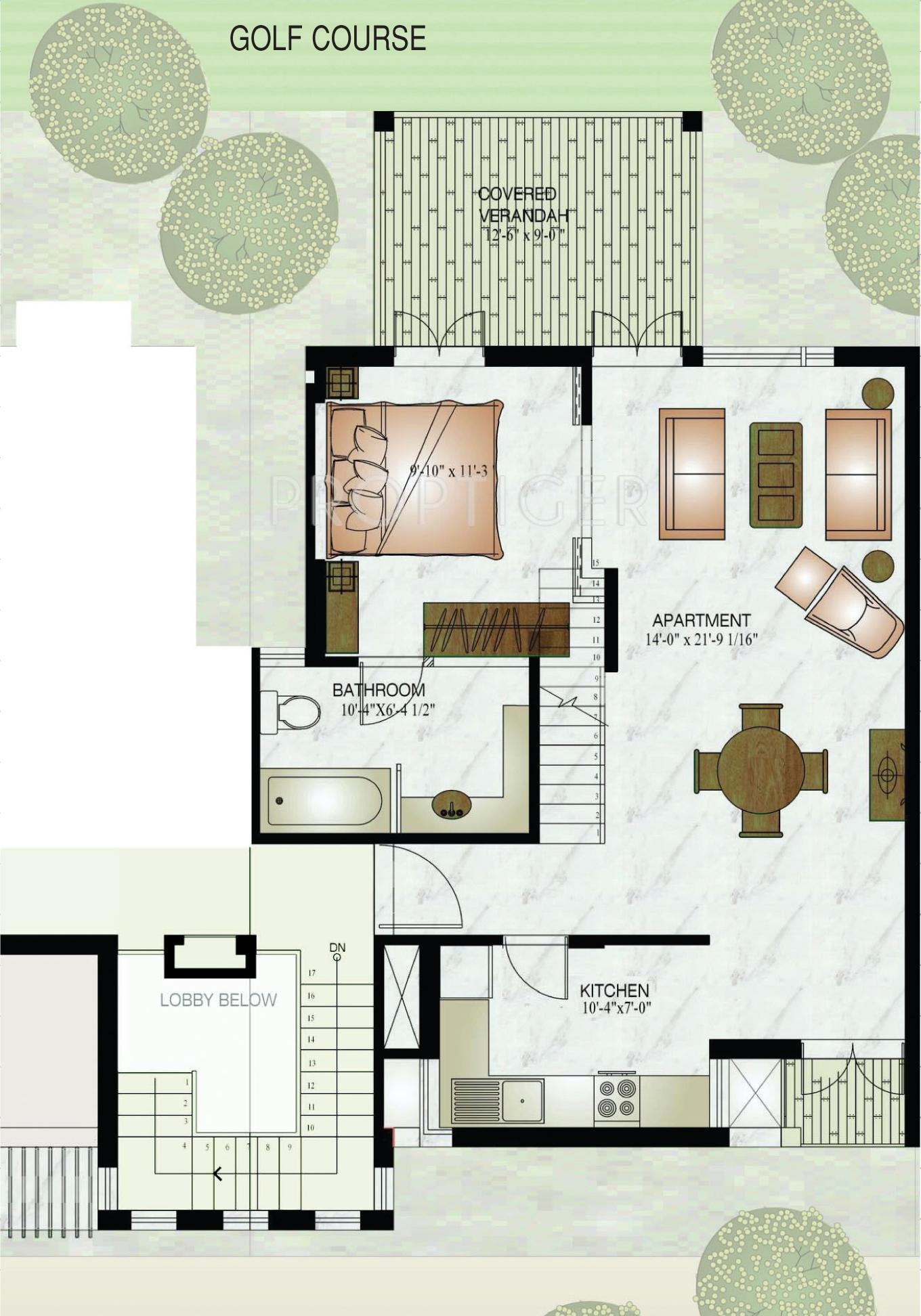 Floor plan for 1200 sq ft apartment for 1 bhk flat decoration idea