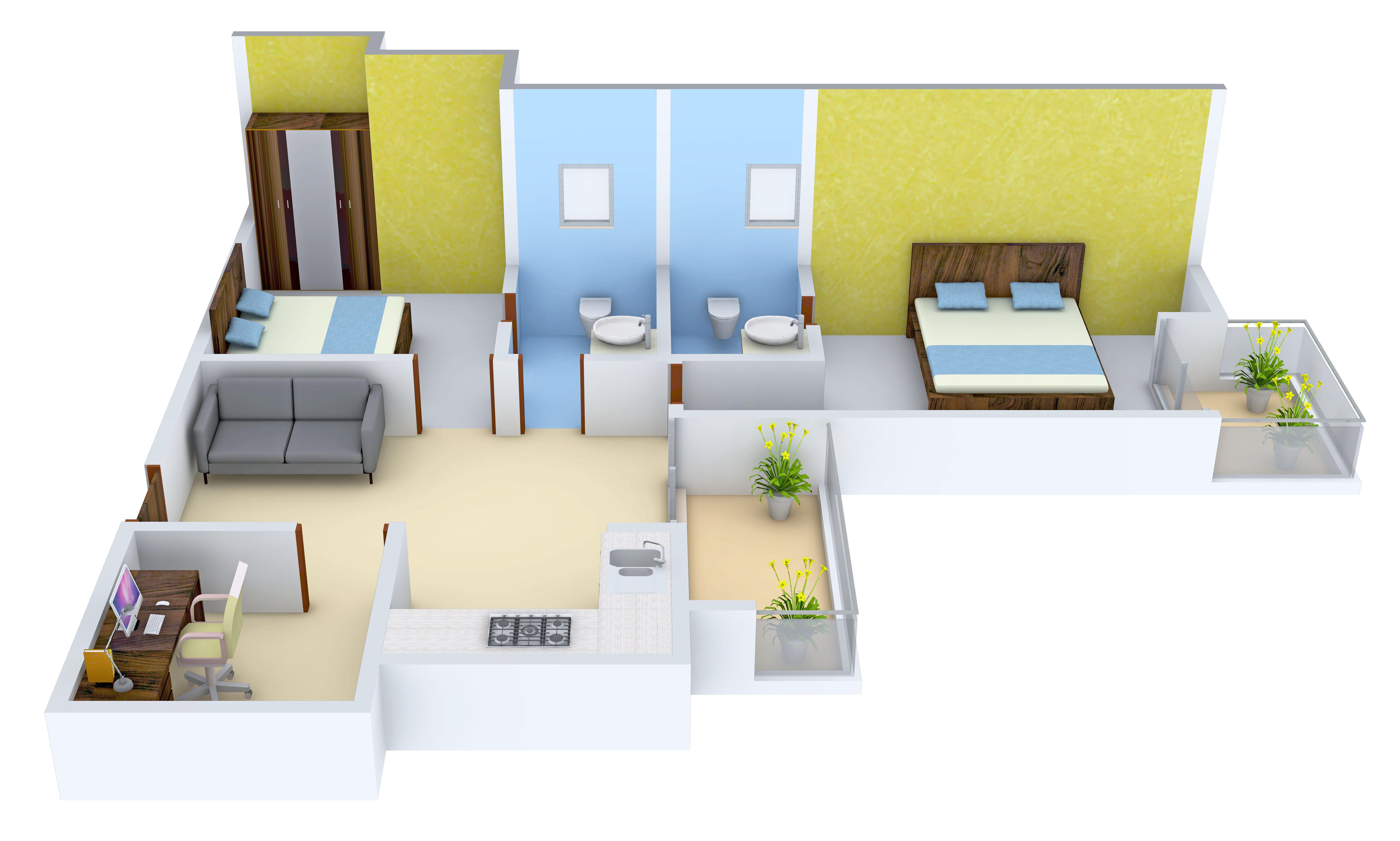 Villas At Meadows Spring Apartment