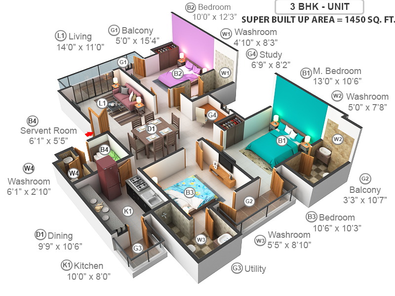 Emaar Palm Hills In Sector 77 Gurgaon Price Location Map Floor Plan Reviews Proptiger Com