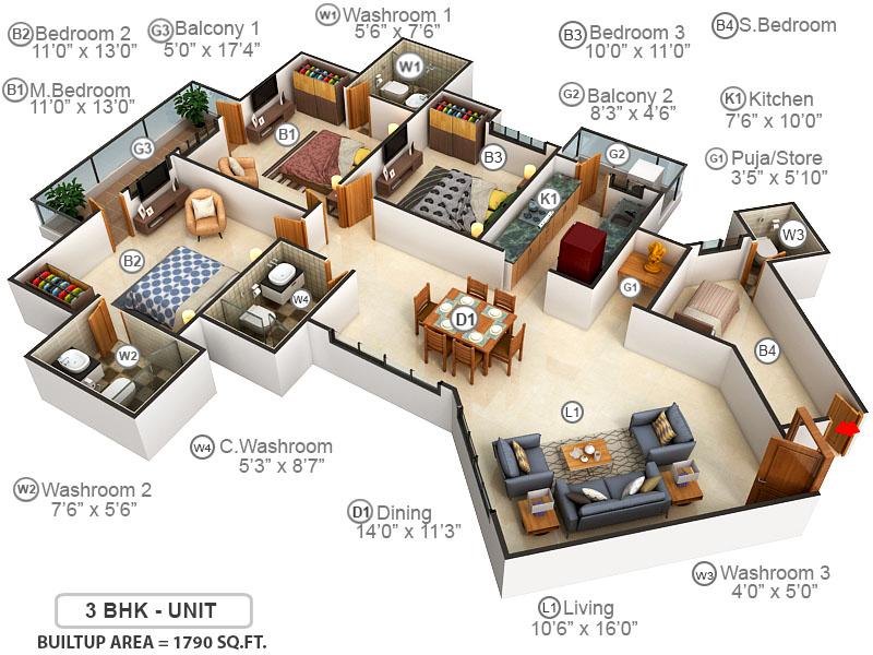 Mapsko Royale Ville In Sector 82 Gurgaon Price Location Map Floor Plan Reviews Proptiger Com
