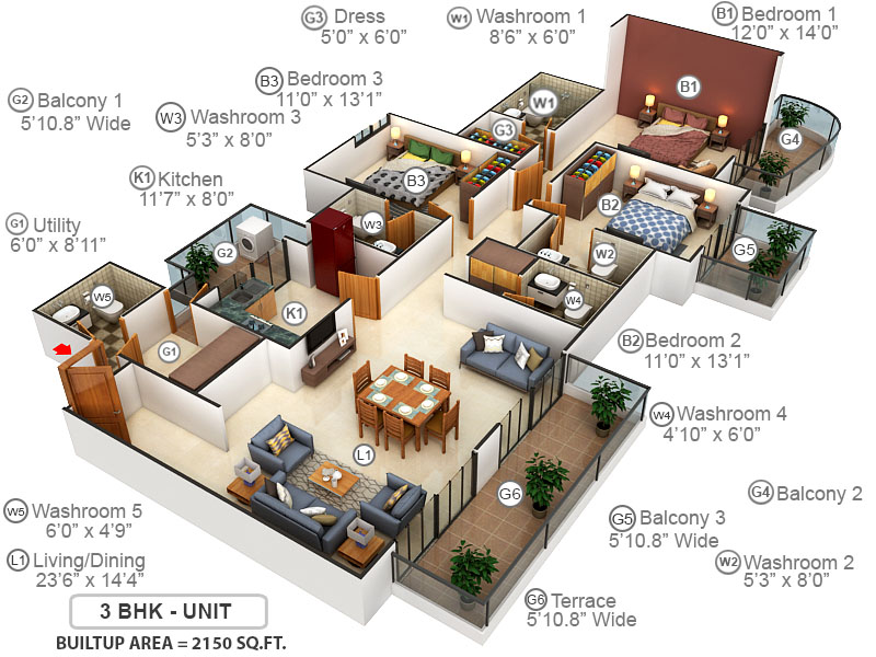 Aipl The Peaceful Homes In Sector 70a Gurgaon Price Location Map Floor Plan Reviews Proptiger Com