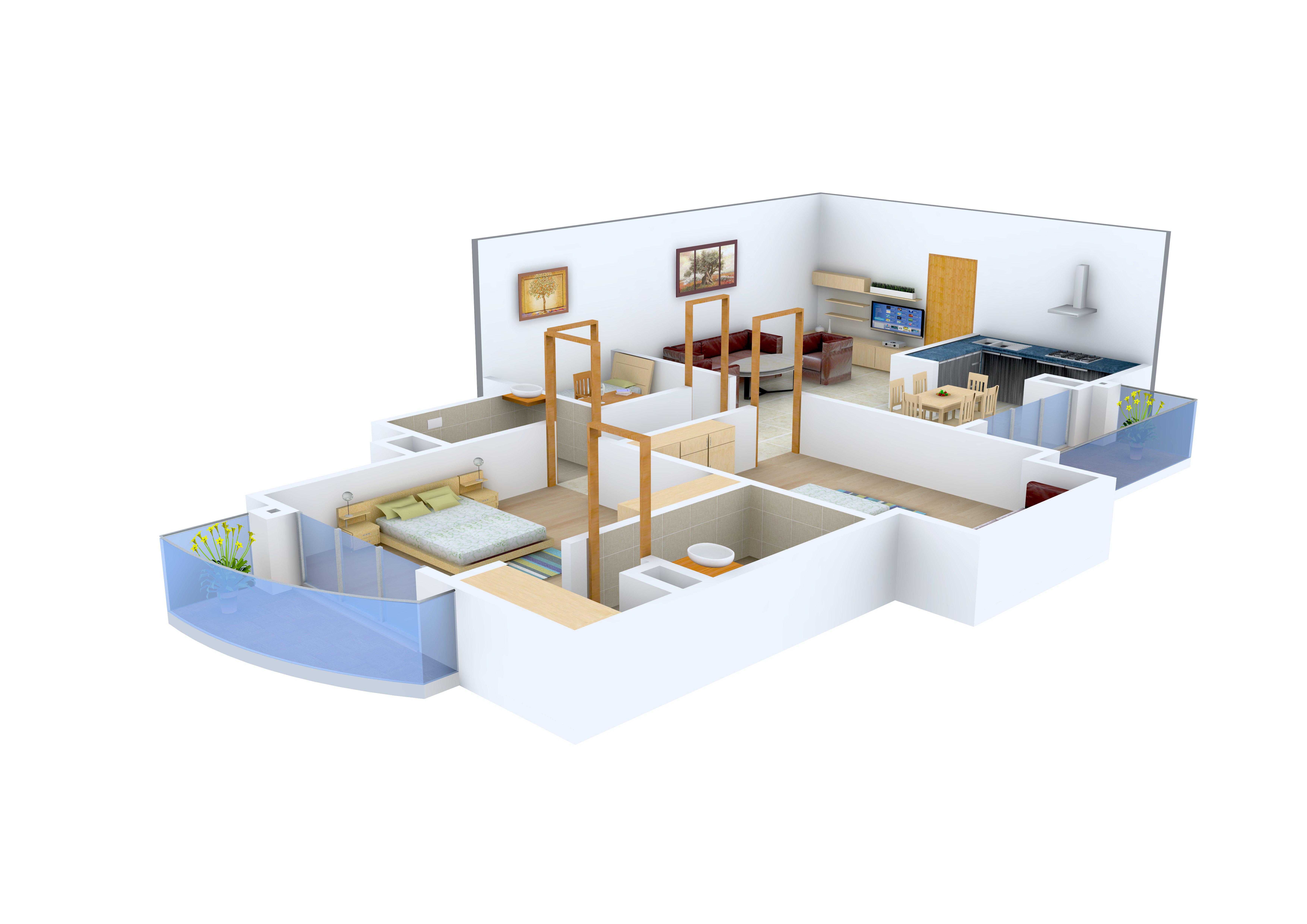 Aditya 1 bhk flat in Celebrity Homes Sector 75 Noida