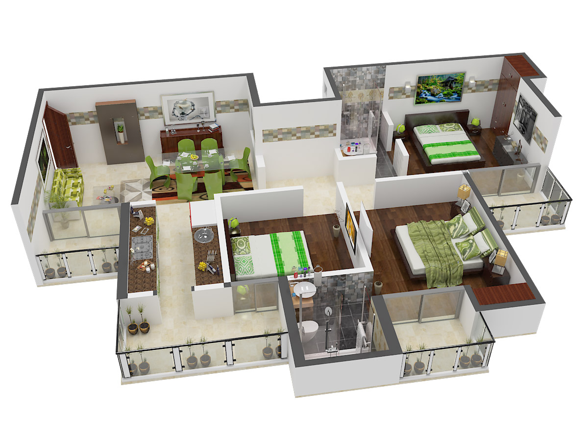 Simple Duplex House also D4b223e2e47db0f3 Simple House Plans 3 Bedroom House Plans besides 2300 Sq Ft House Floor Plan likewise 3 Bedroom 1000 Sq Ft Floor Plan additionally Indian Style House Plan. on 2 bedroom ranch house plans