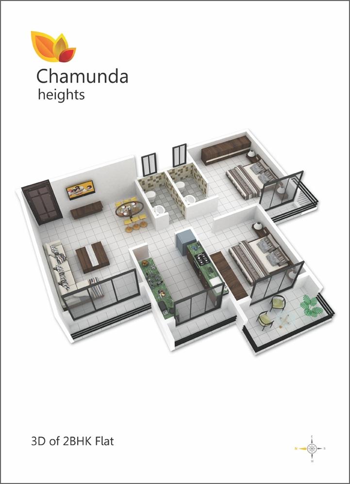 Chamunda heights in ghansoli mumbai price location map for 100 floors floor 89