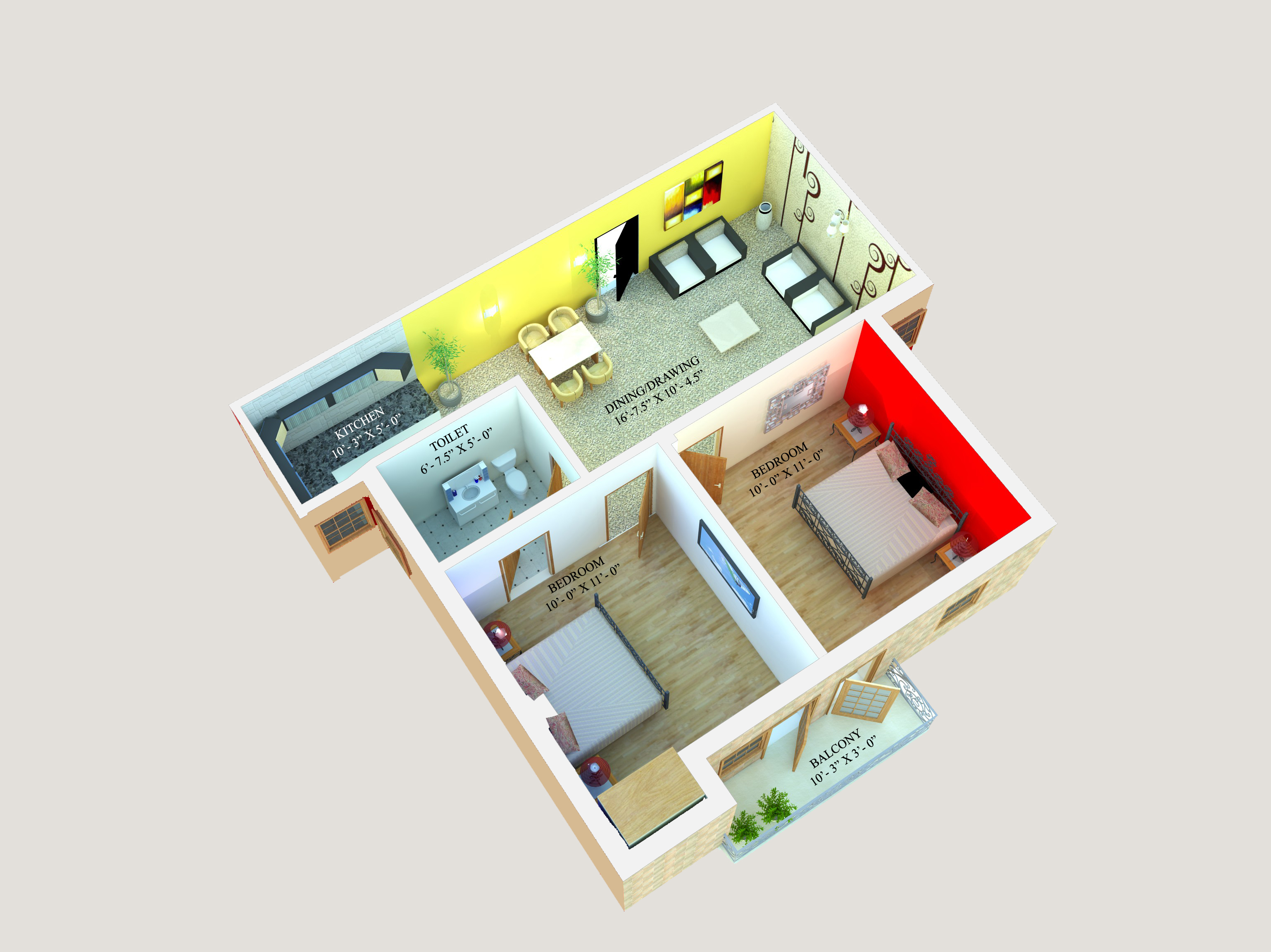 600 sq ft house plans in chennai