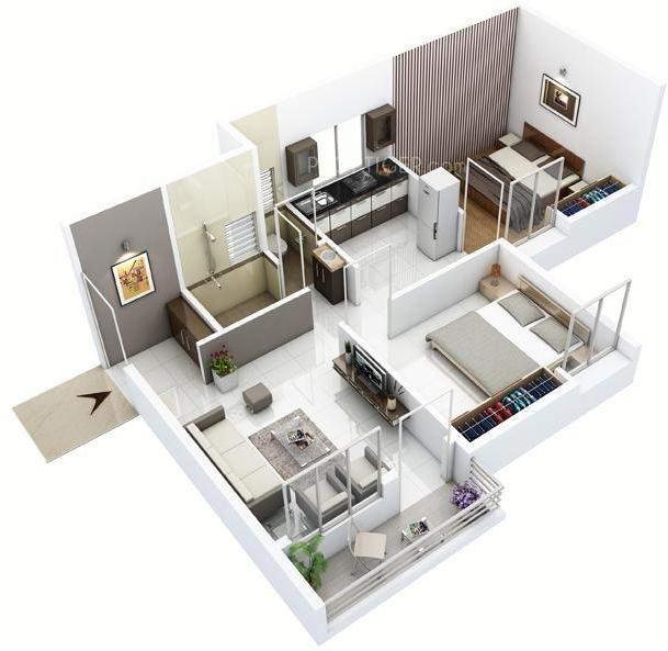 Master Bedroom Above Kitchen Vastu
