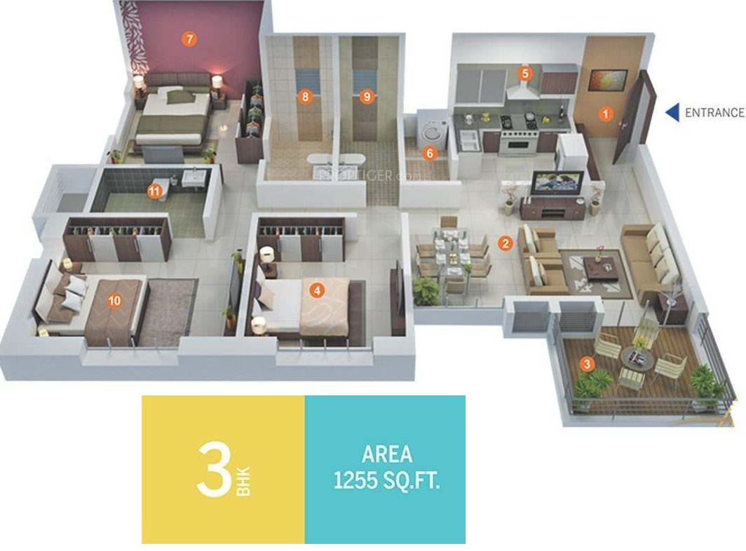 Pate life montage in sus pune price location map for 100 floors floor 89