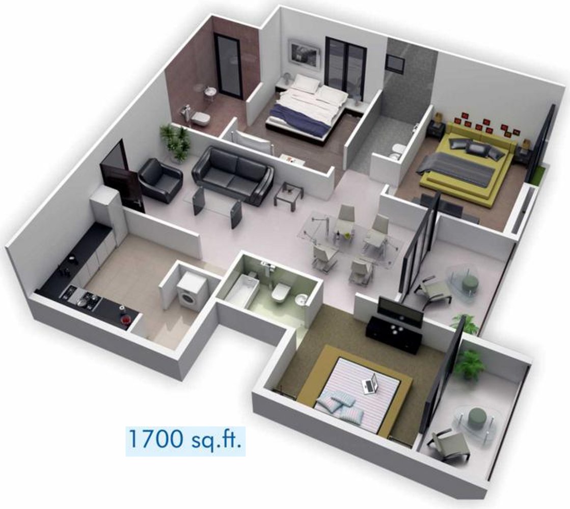 100 100 1700 Sq Ft House Best 25 Square Feet Ideas