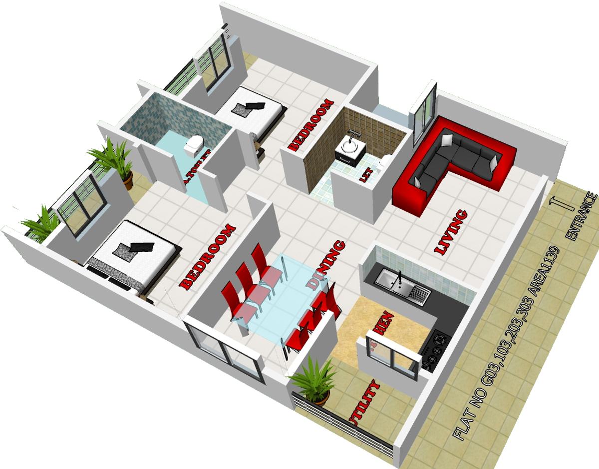 Mm krupa 1 in kalyan nagar bangalore price location for 100 floors floor 89