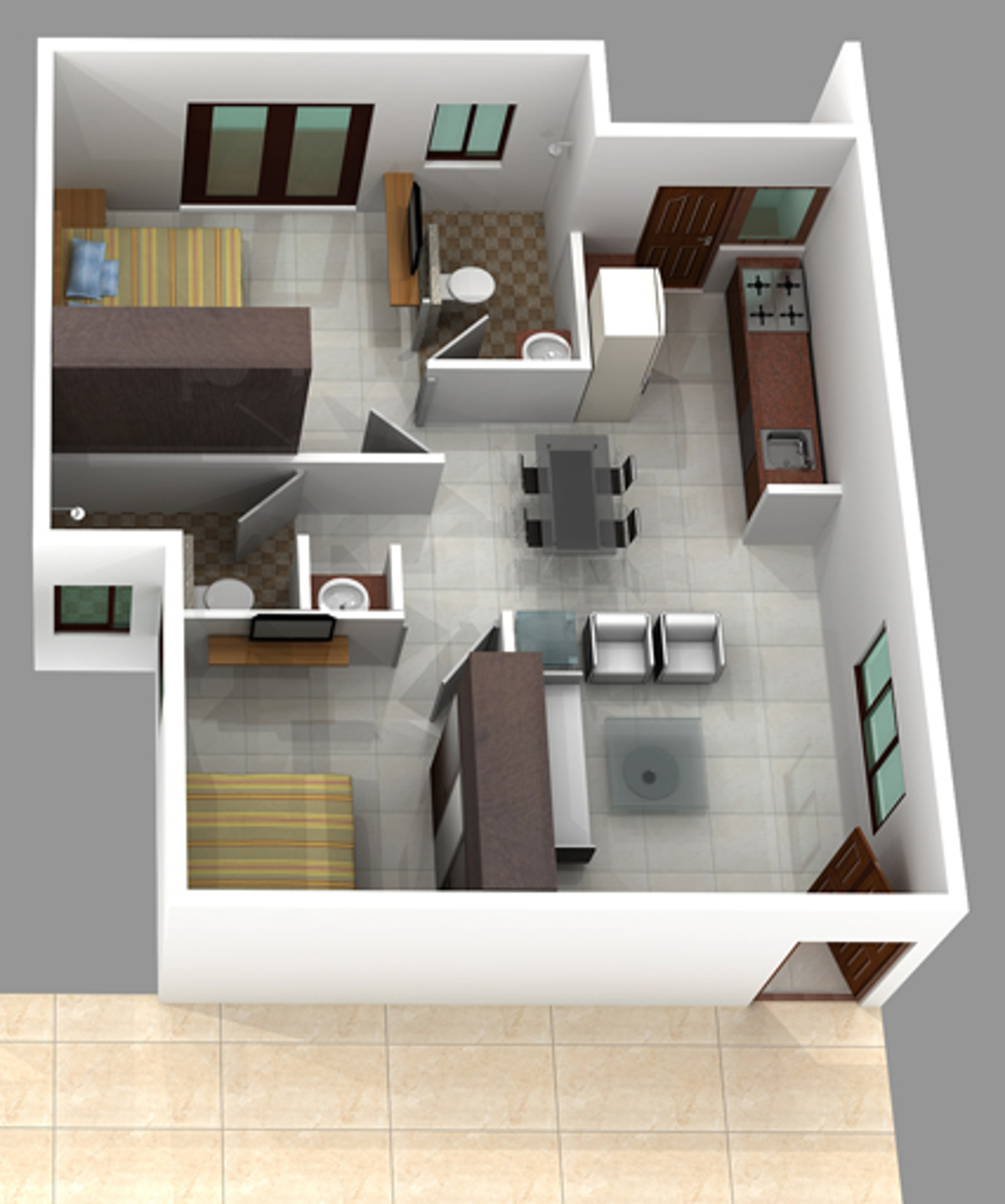Studio Apartment Bangalore fateh studiofateh buildtech in bommasandra, bangalore - price