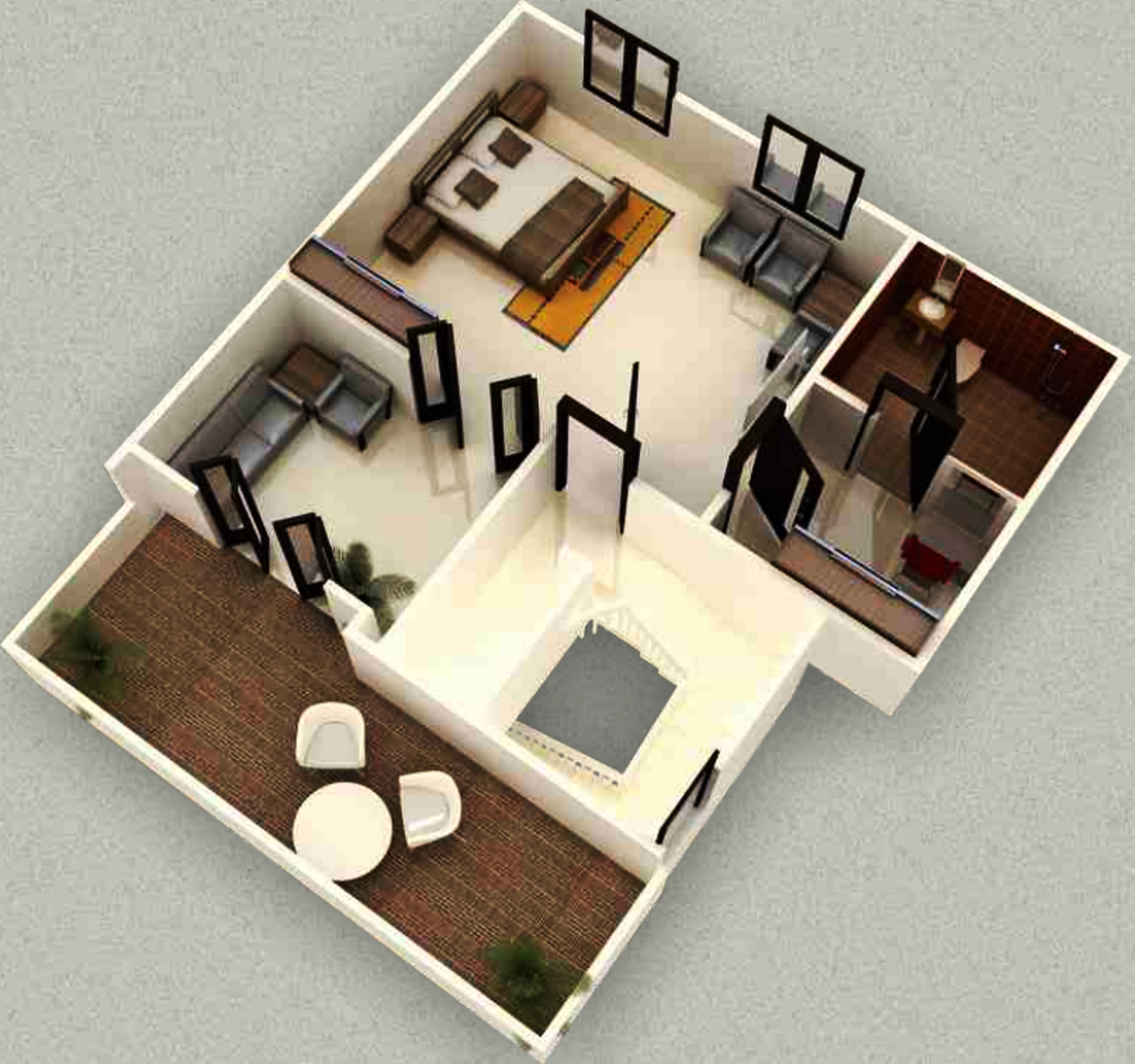 2500 sq ft 4 bhk 4t villa for sale in labh group shreeji for 4 bhk villa interior design