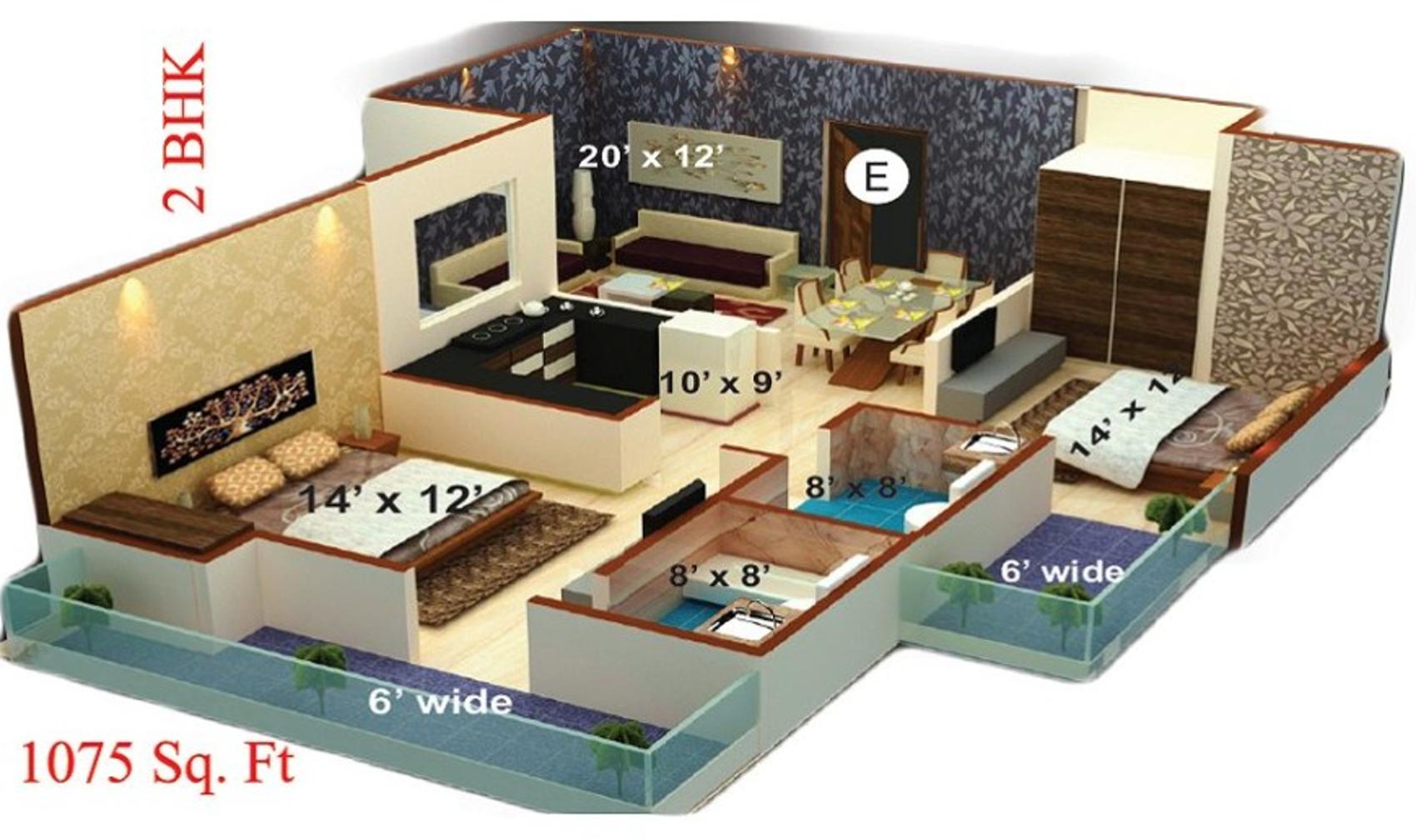 Shree sai victoria heights in zone p ii delhi price for 100 floors floor 89
