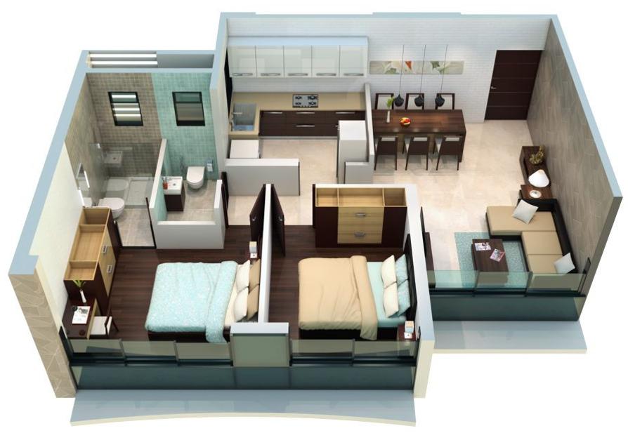 Sanghvi sonas tower in dadar east mumbai price for Floor plan agreement