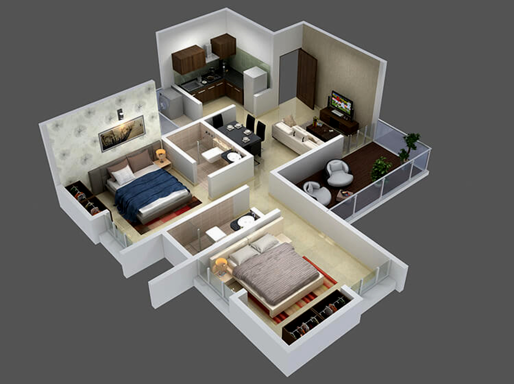 640 sq ft 1 bhk 1t apartment for sale in triaa hillome for 640 sq ft
