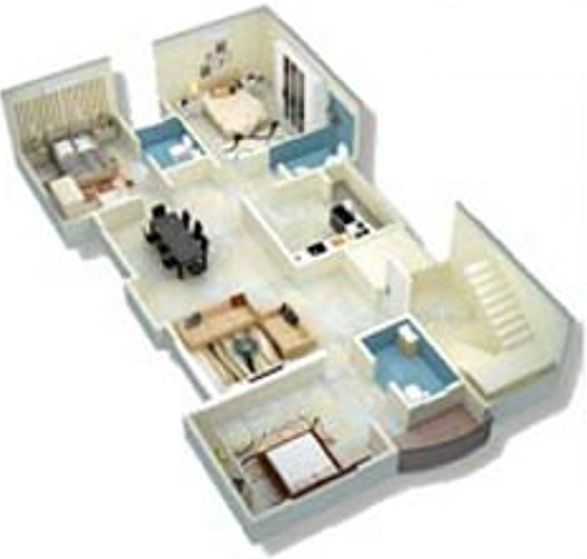 1500 sq ft 3 bhk 2t apartment for sale in al najm builders for Hardwood floors 1500 square feet
