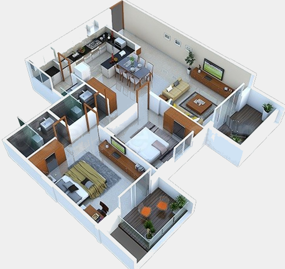 3000 sq ft 4 bhk 4t apartment for sale in pristine homes for 3000 sq ft house cost
