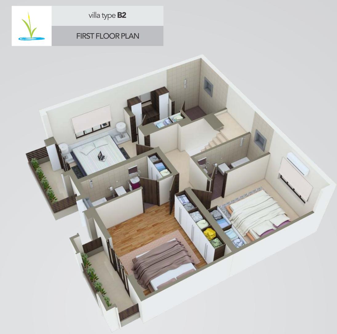 Pacifica Casa Lake Side In Bill, Vadodara   Price, Location Map, Floor Plan  U0026 Reviews :PropTiger.com