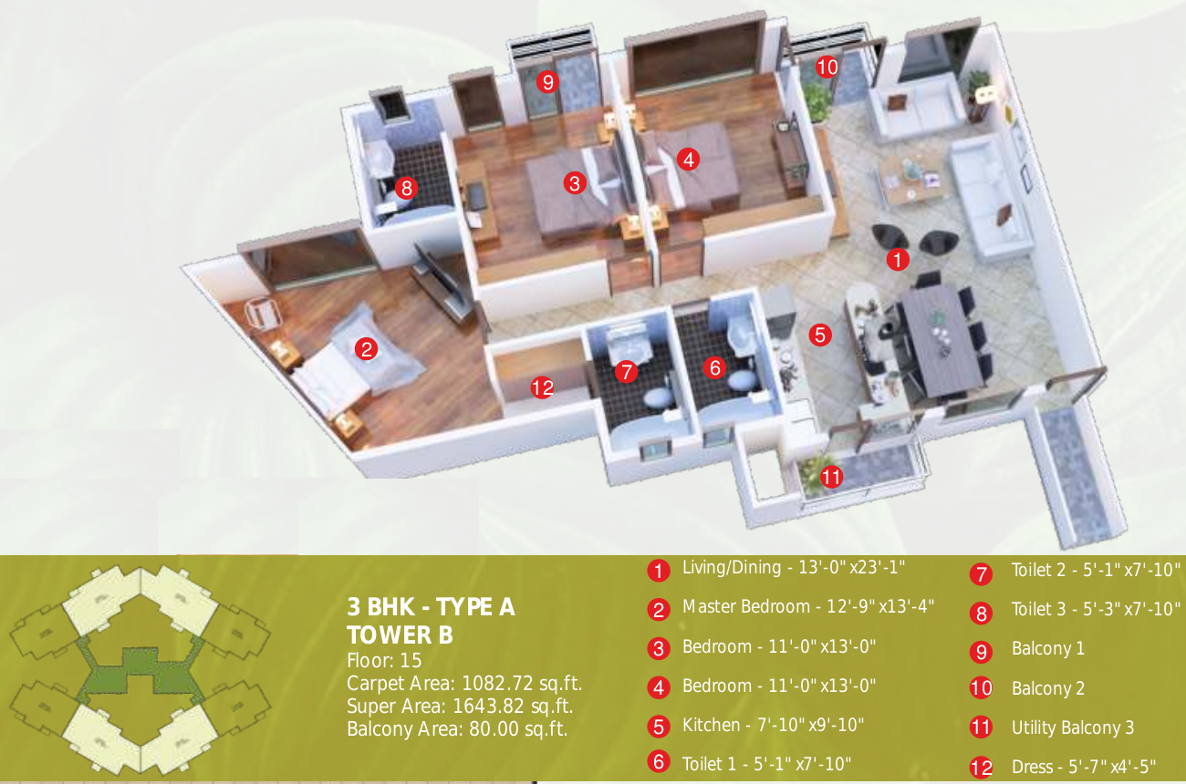 Raheja Vanya In Sector 99a Gurgaon Price Location Map