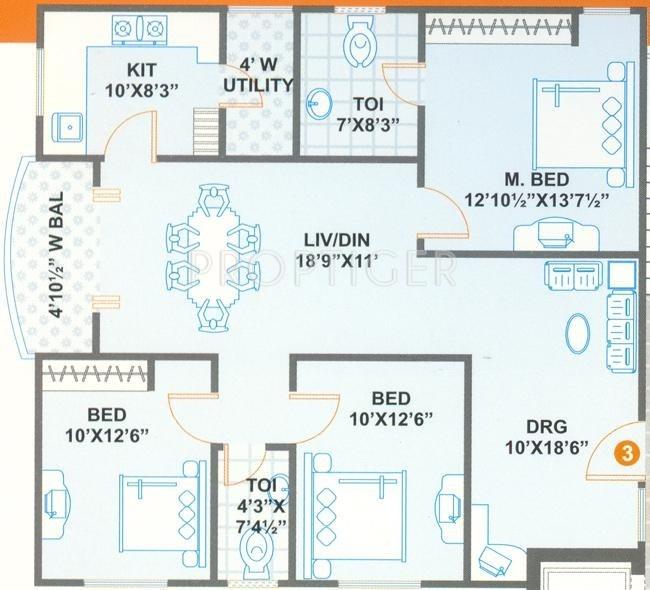 Jubilee jubilee homes in kothapet hyderabad price for Jubilee home builders