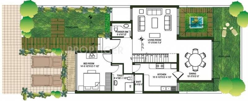 Jaypee Town Homes (6BHK+6T (5,021 sq ft)   Study Room 5021 sq ft)