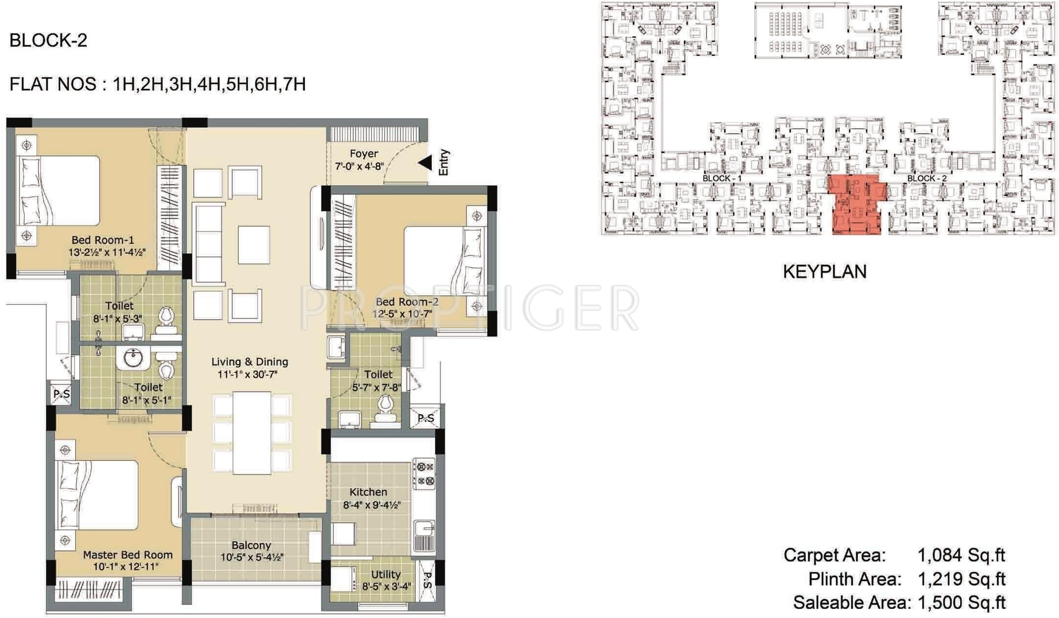 Arihant esta the one in mogappair chennai price location map floor plan reviews for Cost to paint 1500 sq ft house interior