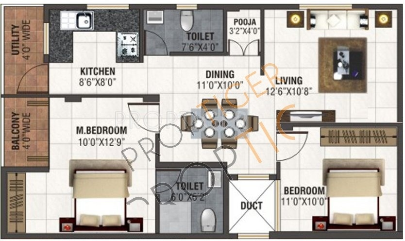 Js Homes Saritha Elegance In Marathahalli Bangalore Price Location Map Floor Plan Reviews