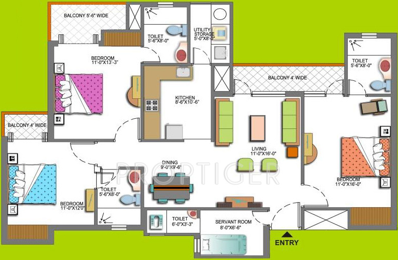 Paramount Floraville In Sector 137 Noida Price Location Map
