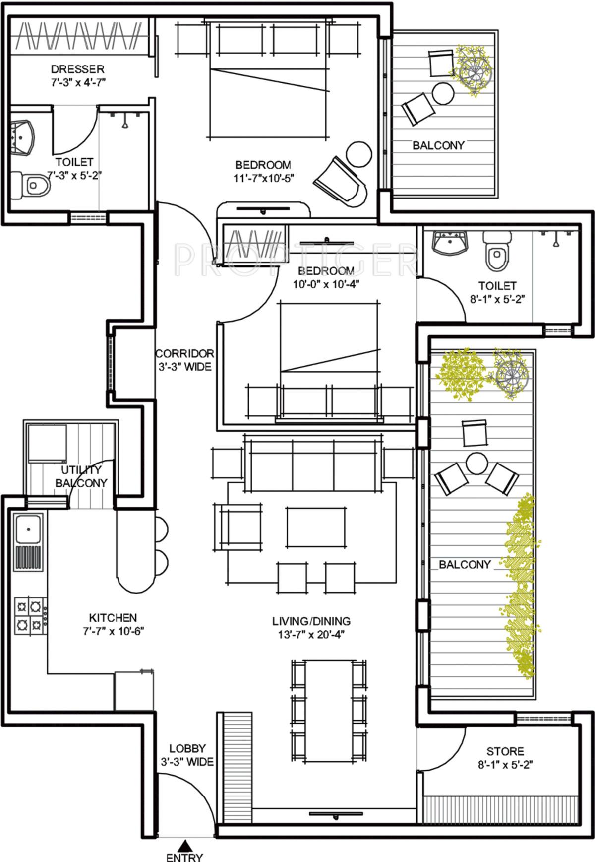 Spire Floor Plans Denver Thefloors Co