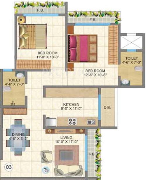 Properties For Sale In Mumbai Borivali