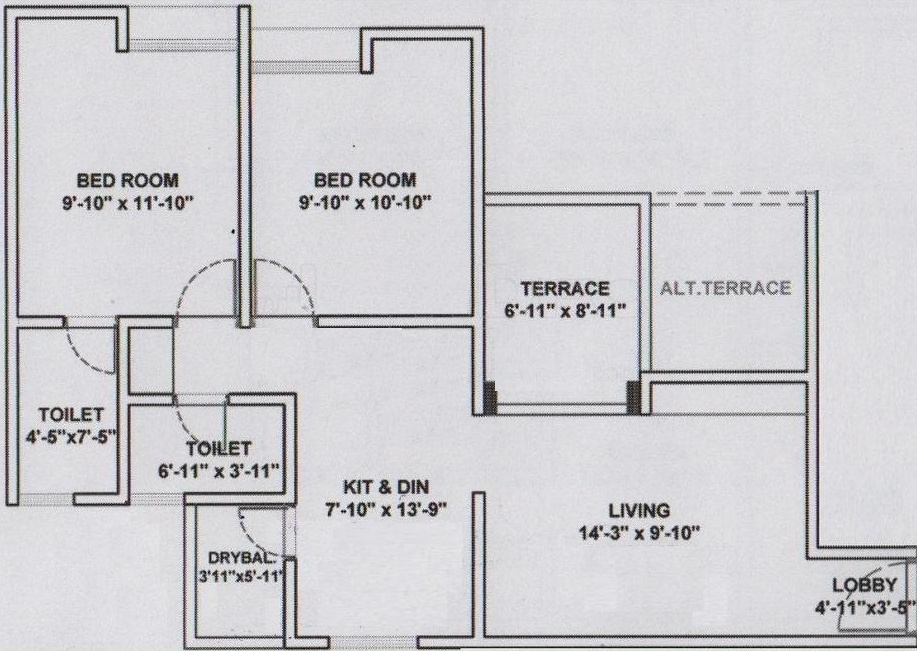 Dreams Wisteria in Undri, Pune - Price, Location Map, Floor Plan ...
