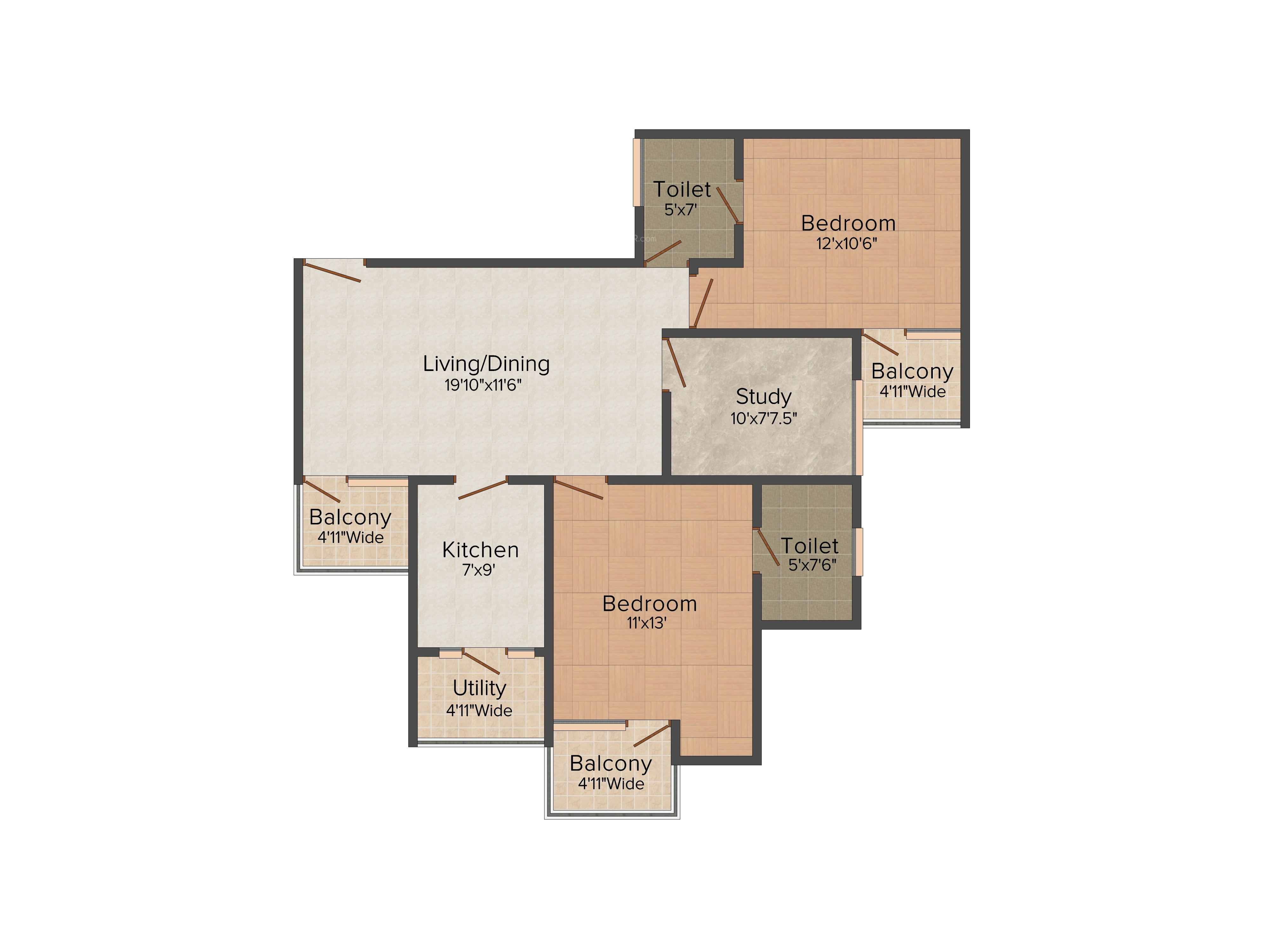Amrapali Verona Heights In Techzone 4 Greater Noida Price Location Map Floor Plan Reviews Proptiger Com