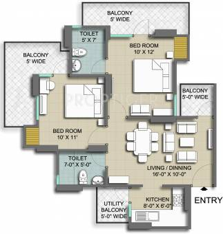 Mascot Homes Manorath In Sector 16 Noida Extension Noida