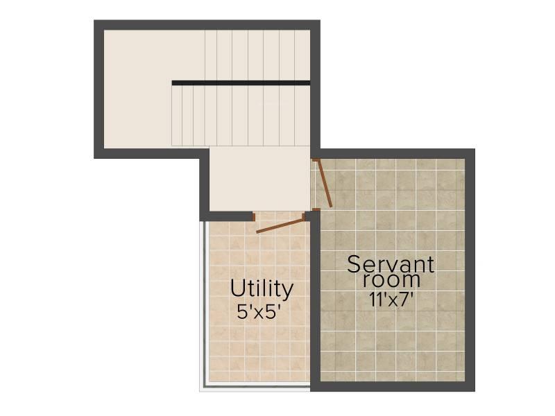 Vipul Tatvam Villas (3BHK+4T (3,000 sq ft)   Study Room 3000 sq ft)