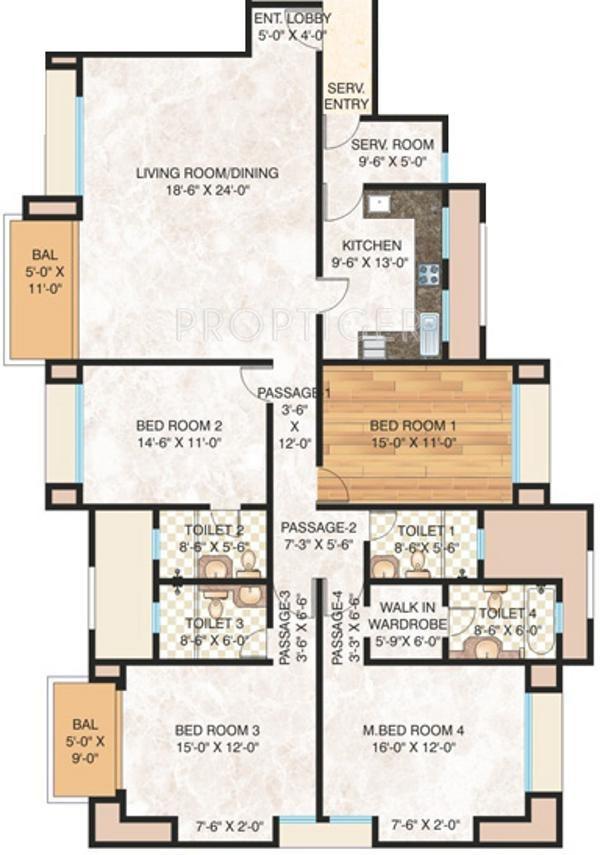 Hiranandani brookhill in thane west mumbai price for Bhk laminate flooring