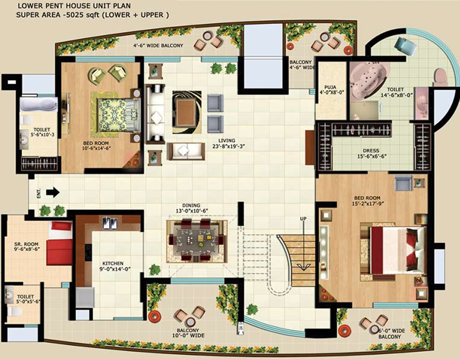 Omaxe The Forest Spa In Sector 43 Faridabad Price