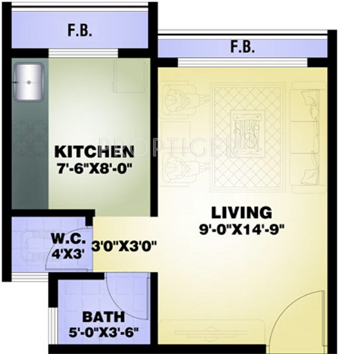 Home plans under 400 sq ft for 400 sq ft cabin plans