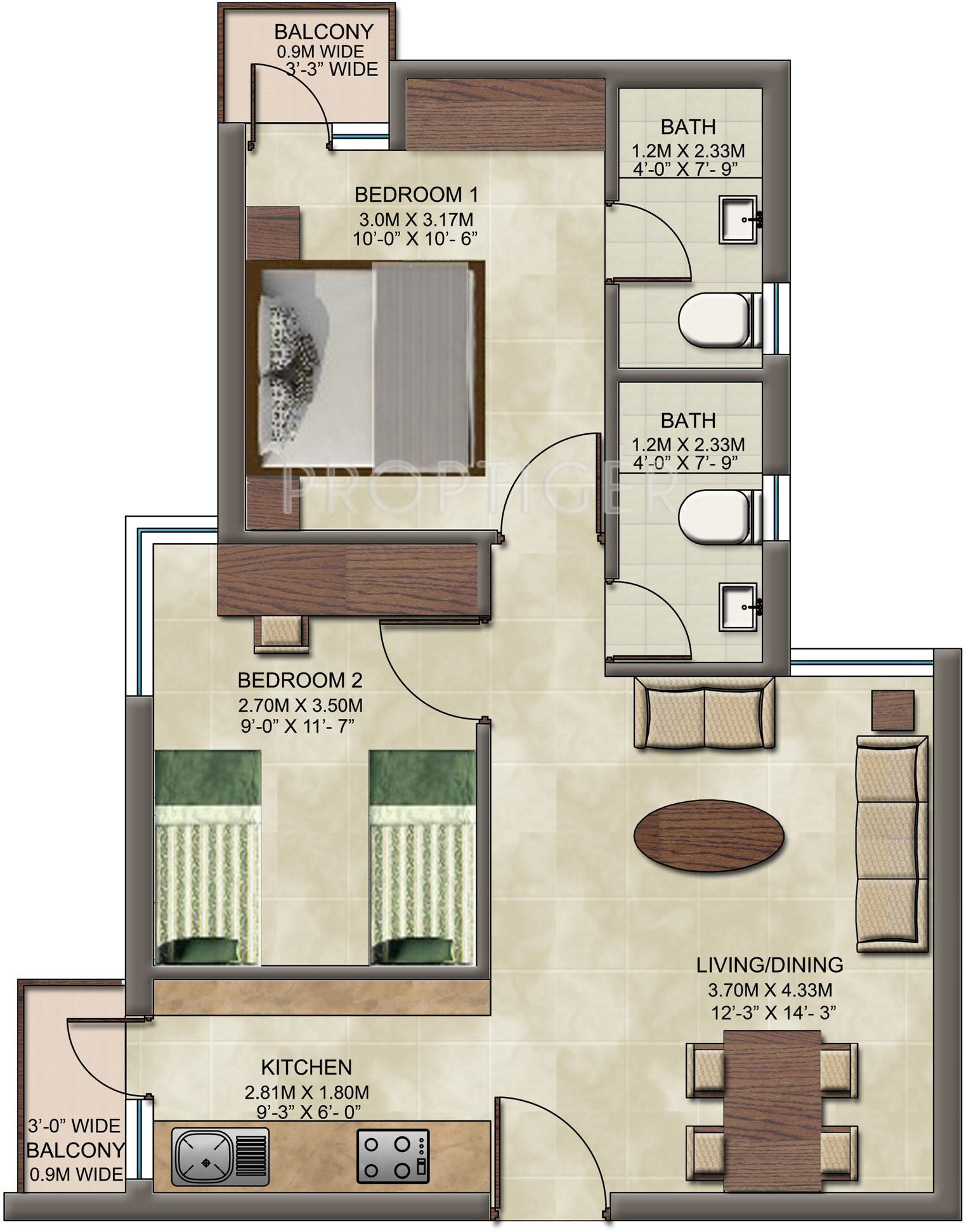 wave dream homes in dasna ghaziabad price location map floor