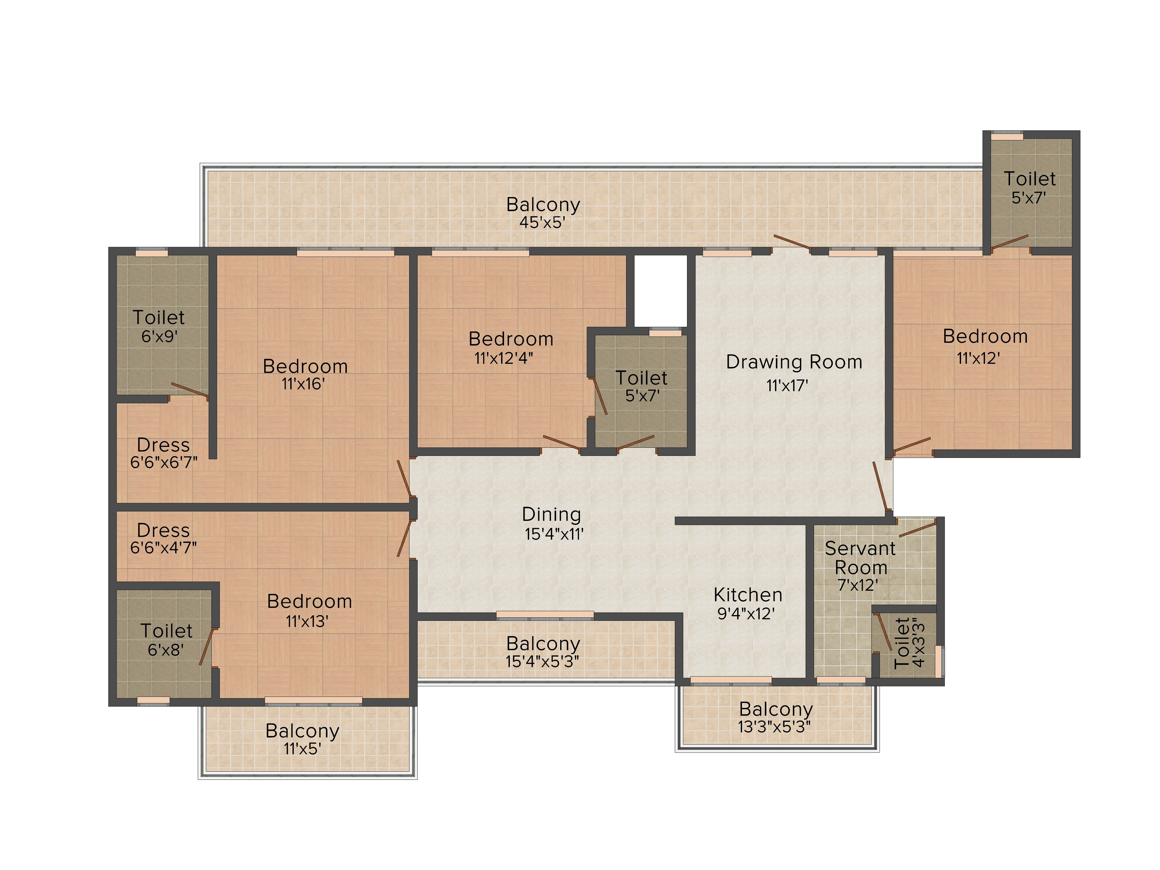 The Antriksh Forest In Sector 77 Noida Price Location Map Floor Plan Reviews Proptiger Com