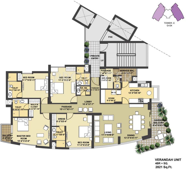 Pioneer Park Gurgaon Floor Plan Pioneer Presidia In Sector 62 Gurgaon Price Location