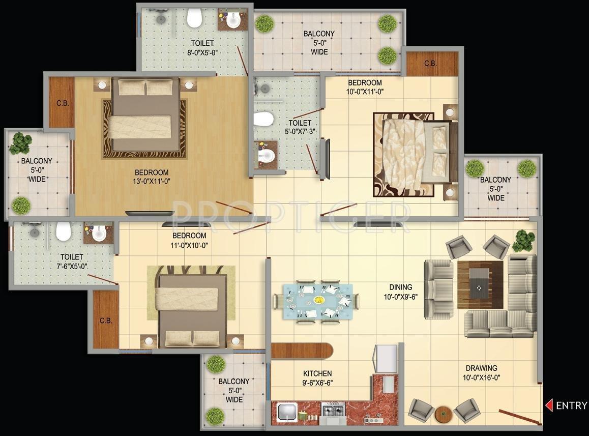 Mascot Homes Floor Plans