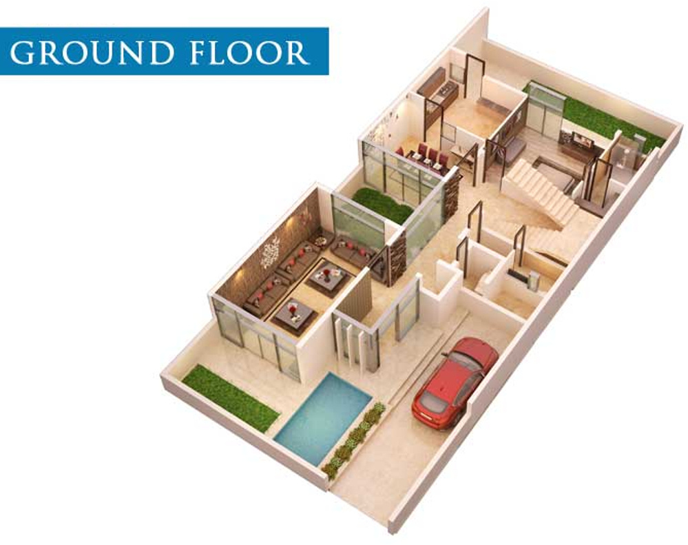 4000 sq ft 4 bhk ground floor plan 4bhk 4t 4000 sq ft for 4 bhk house plan ground floor